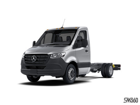 Mercedes-Benz Sprinter Châssis-Cabine 3500XD BASE CHÂSSIS-CABINE 3500XD  2019 - photo 2