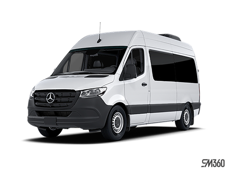 Mercedes-Benz Sprinter Combi 2500 - Essence BASE COMBI 2500 - Essence 2019 - photo 2