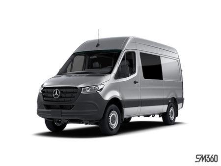 Mercedes-Benz Sprinter Équipage 2500 4x4 BASE ÉQUIPAGE 2500 4X4 2019 - photo 2