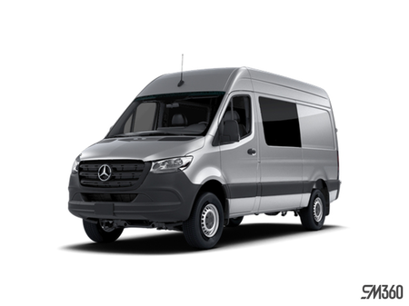 Mercedes-Benz Sprinter 4X4 Crew Van 3500XD BASE 4X4 CREW VAN 3500XD  2019 - photo 2