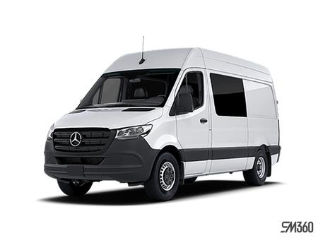 Mercedes-Benz Sprinter Crew Van 3500XD BASE CREW VAN 3500XD 2019 - photo 2