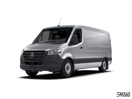Mercedes-Benz Sprinter Cargo Van 1500 - Gas BASE CARGO VAN 1500 2019 - photo 2