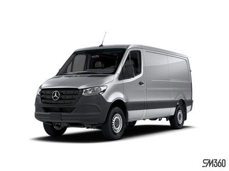 Mercedes-Benz Sprinter Fourgon 2500 4X4 BASE FOURGON 2500 4X4 2019 - photo 2