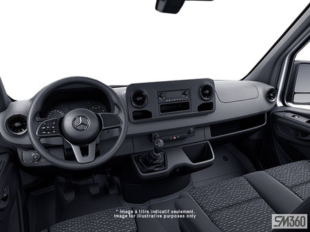 Mercedes-Benz Sprinter Fourgon 2500 BASE FOURGON 2500 2019 - photo 2