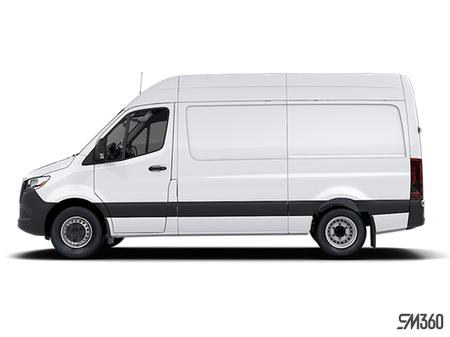 Mercedes-Benz Sprinter Fourgon 3500 BASE FOURGON 3500 2019 - photo 1