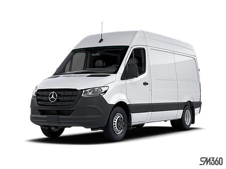 Mercedes-Benz Sprinter Fourgon 3500 BASE FOURGON 3500 2019 - photo 2