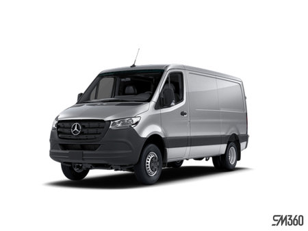 Mercedes-Benz Sprinter 4X4 Cargo Van 3500XD BASE 4X4 CARGO VAN 3500XD  2019 - photo 2
