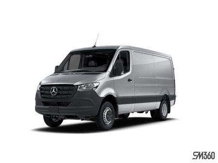 Mercedes-Benz Sprinter Fourgon 3500XD 4X4 BASE FOURGON 3500XD 4X4 2019 - photo 2