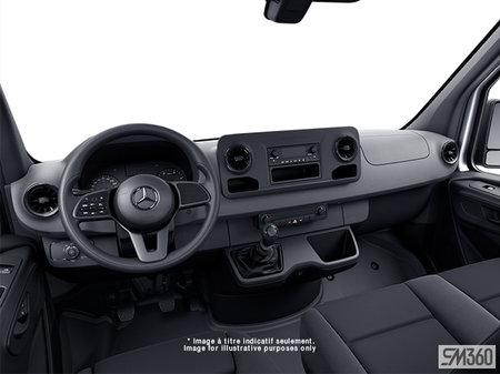 Mercedes-Benz Sprinter Fourgon  3500XD BASE FOURGON 3500XD 2019 - photo 2
