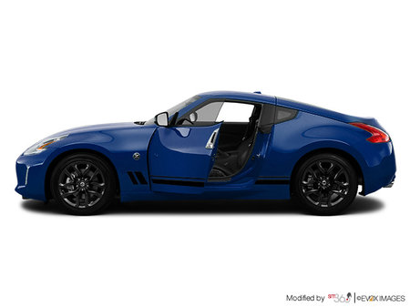 Nissan 370Z Coupe Heritage Blue 2019 - photo 1