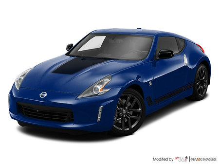 Nissan 370Z Coupe Heritage Blue 2019 - photo 4