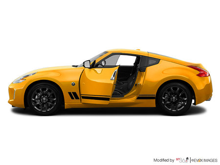 Nissan 370Z Coupe Heritage Yellow 2019 - photo 1