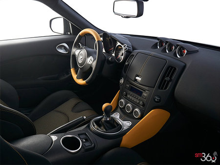 Nissan 370Z Coupé Héritage Jaune 2019 - photo 1