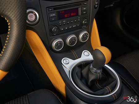 Nissan 370Z Coupé Héritage Jaune 2019 - photo 3