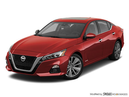 Nissan Altima Édition ONE 2019 - photo 1
