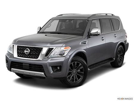 Nissan Armada PLATINUM 2019 - photo 3