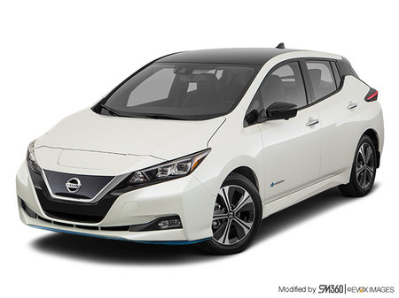 Nissan Leaf SL PLUS 2019 - photo 1