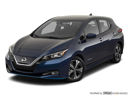 Nissan Leaf SV PLUS 2019 - photo 1