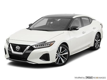 2019 Nissan Maxima SL - from $41,205 | McDonald Nissan