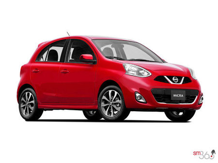 Nissan Micra SR 2019 - photo 3