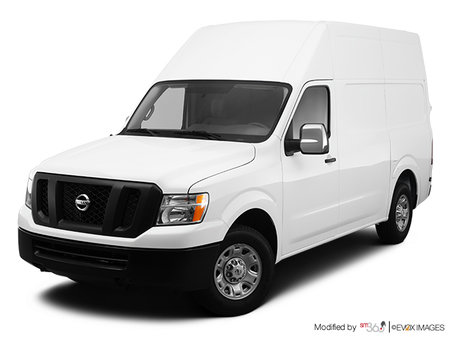 Nissan NV Cargo 3500 S 2019 - photo 1
