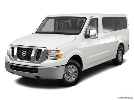 Nissan NV Passenger 3500 SV 2019 - photo 3