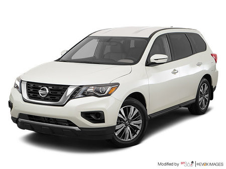 Nissan Pathfinder S 2019 - photo 1