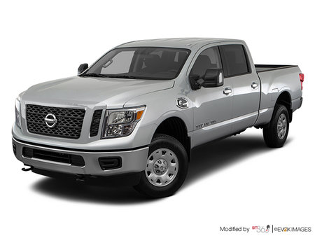 Nissan Titan XD Diesel SV 2019 - photo 2