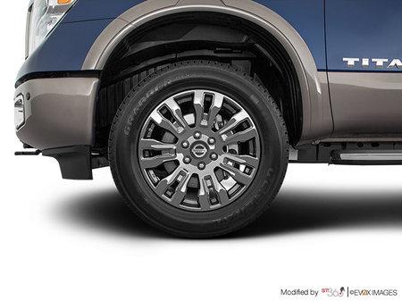 Nissan Titan XD Gas PLATINUM 2019 - photo 4