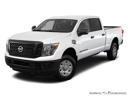 Nissan Titan XD Gas S 2019 - photo 2