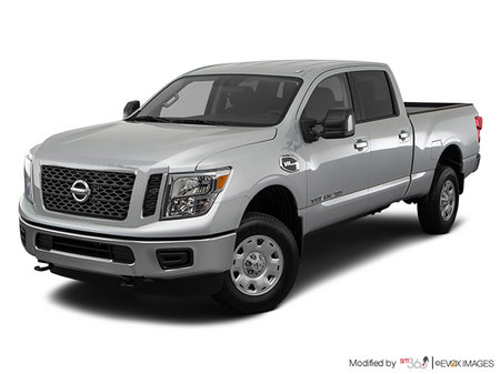 Nissan Titan XD Gas SV 2019 - photo 2