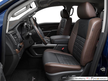Nissan Titan PLATINE RÉSERVE 2019 - photo 2
