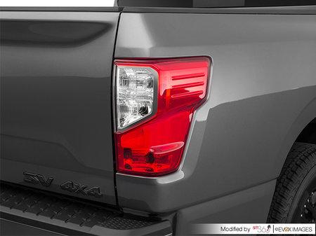 Nissan Titan SV MIDNIGHT EDITION 2019 - photo 4