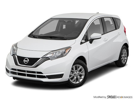 2019 Nissan Versa Note SV - from $19,168 | McDonald Nissan
