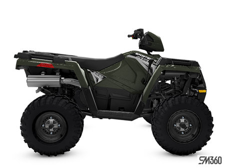Polaris Sportsman 450 BASE Sportsman 450 2019 - photo 3