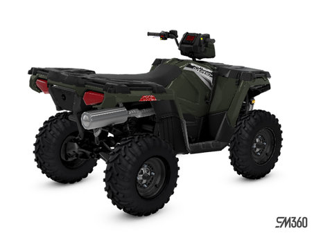 Polaris Sportsman 450 BASE Sportsman 450 2019 - photo 4