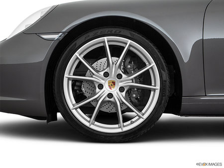 Porsche 911 Carrera Cabriolet BASE Carrera 2019 - photo 8