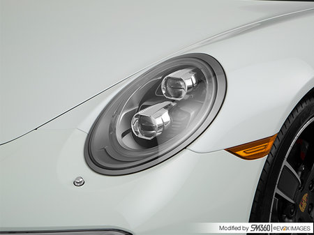 Porsche 911 Carrera 4 2019 - photo 8