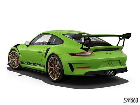 Porsche 911 GT3 RS 2019 - photo 6