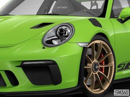 Porsche 911 GT3 RS 2019 - photo 8