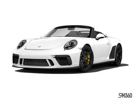 Porsche 911 Speedster BASE 911 Speedster 2019 - photo 5
