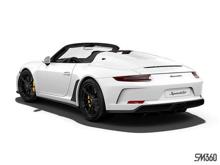 Porsche 911 Speedster BASE 911 Speedster 2019 - photo 6