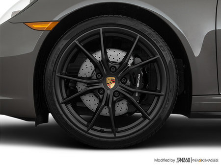Porsche 911 Targa 4 BASE Targa 4 2019 - photo 8
