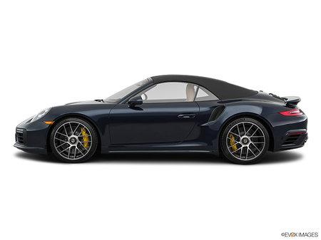 Porsche 911 Turbo Cabriolet 911 Turbo S 2019 - photo 7