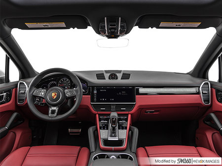 Porsche Cayenne Coupé Turbo 2019 - photo 3