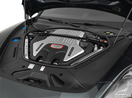 Porsche Panamera Turbo Sport Turismo Base Turbo 2019 - photo 4