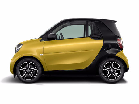 smart fortwo cabrio EQ 2019 - photo 1