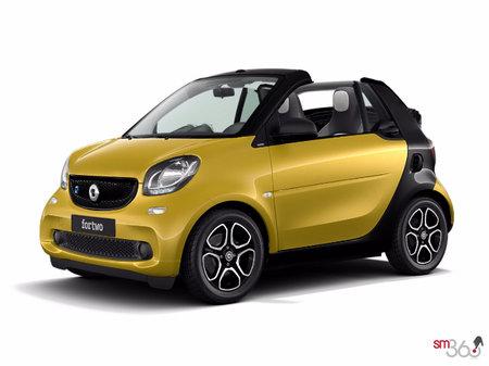 smart fortwo cabrio EQ 2019 - photo 4
