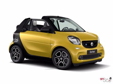 smart fortwo cabrio EQ 2019 - photo 3