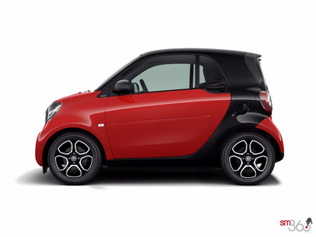 smart fortwo coupé EQ 2019 - photo 1